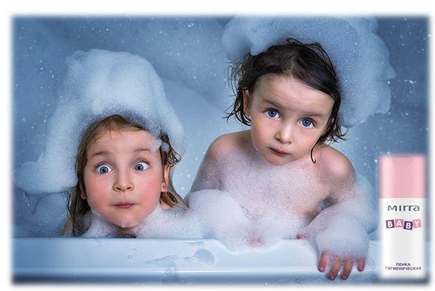 Детская гигиеническая пенка - идеальное средство для бережного и безопасного очищения кожи ребенка с самого рождения