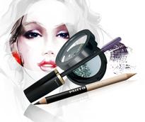 Средства для глаз - декоративная косметика МИРРА