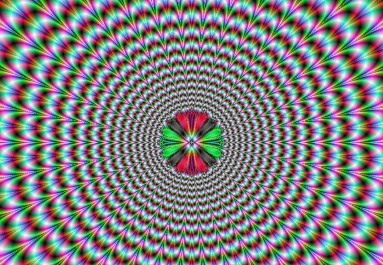Тени для век - Опаловый калейдоскоп