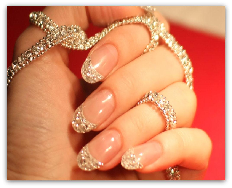 Лак для ногтей - Алмазная мозаика