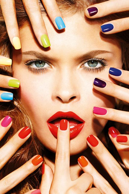 Лак для ногтей с гелевым эффектом – это длительный эффект свежего маникюра.