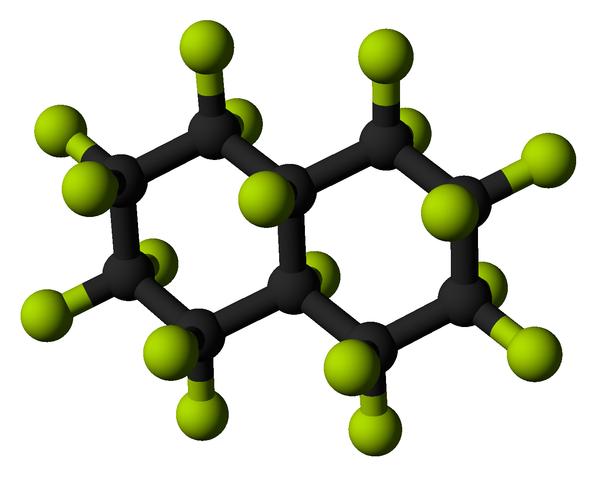 Perfluorodecalin (Перфтородекалин) - один из мощнейших инертных ингредиентов, способных переносить большое количество кислорода? локальную микроциркуляцию