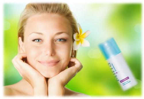 Эффективное увлажнение кожи с Гидрогелем