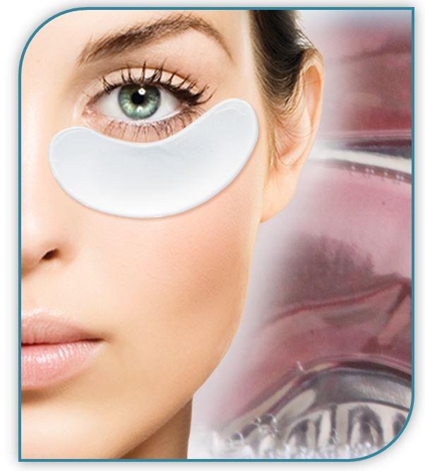 Патчи под глаза – любимое средство для ухода за кожей вокруг глаз каждой второй девушки