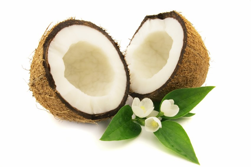 Натуральное масло кокоса – это очень популярное и эффективное косметическое средство