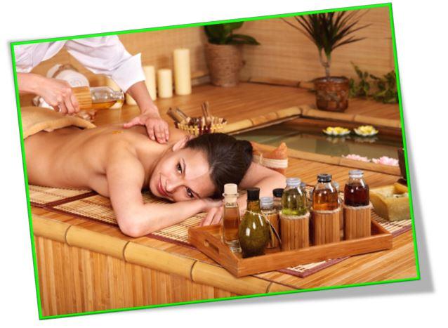 Массажное масло хороший способ побаловать себя приятной расслабляющей и очень полезной процедурой