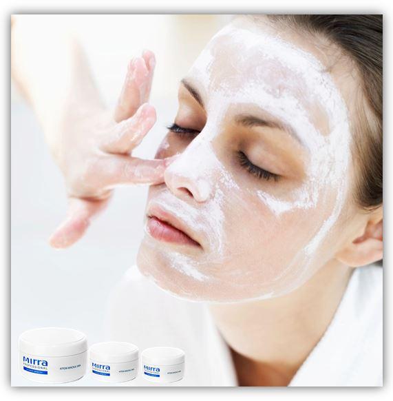 Маска дает мощный импульс процессам омоложения, восстанавливает увядающую кожу лица и шеи, подтягивает кожу и возвращает ей упругость