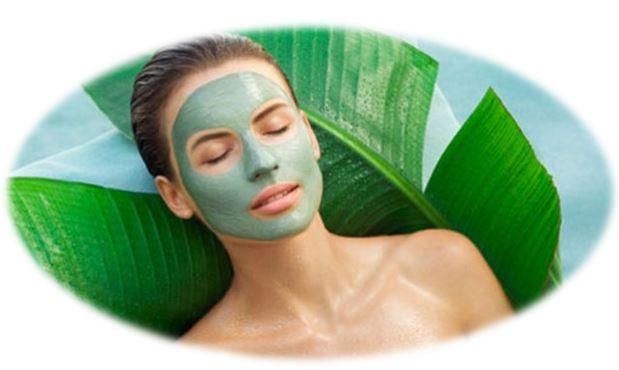 После использования маски из водорослей, кожа приобретет более здоровый вид, станет упругой и эластичной