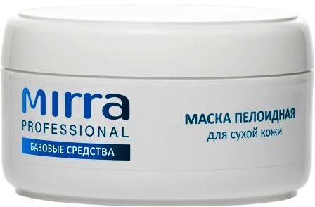 Маска пелоидная для сухой кожи 4026 MIRRA PROFESSIONAL - Линия профессиональной косметики