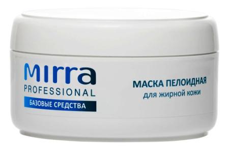 Маска пелоидная для жирной кожи 4027 MIRRA PROFESSIONAL - Линия профессиональной косметики