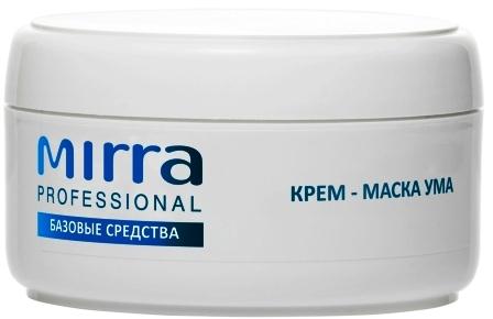 Крем–маска УМА 4034 MIRRA PROFESSIONAL - Линия профессиональной косметики