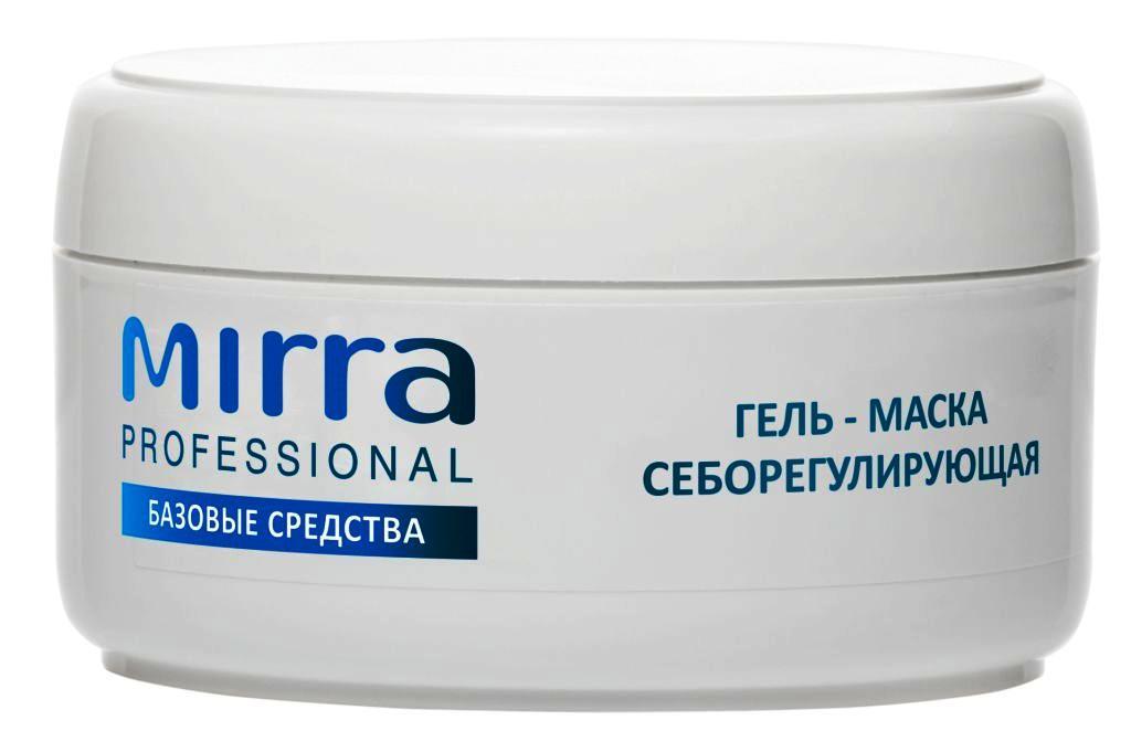 Гель-маска себорегулирующая 4035 MIRRA PROFESSIONAL - Линия профессиональной косметики