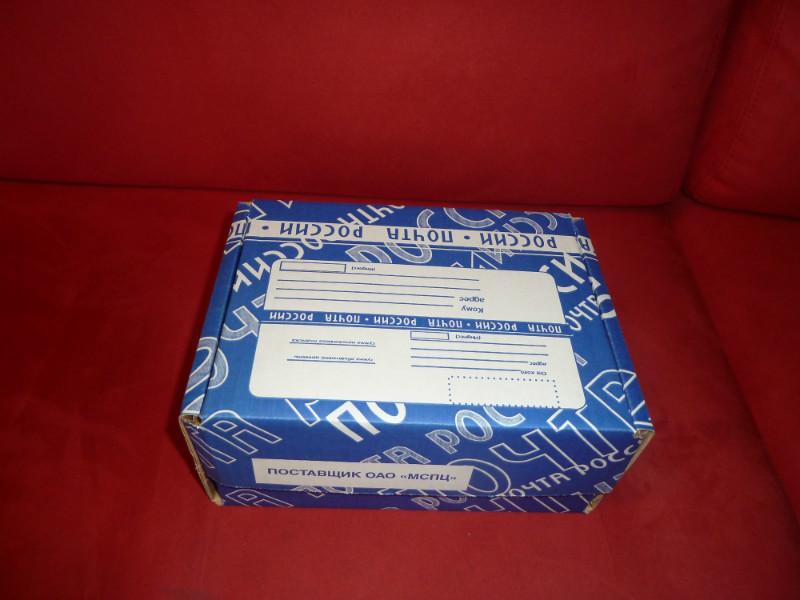 Первый заказ дистрибьютора МИРРА почтой