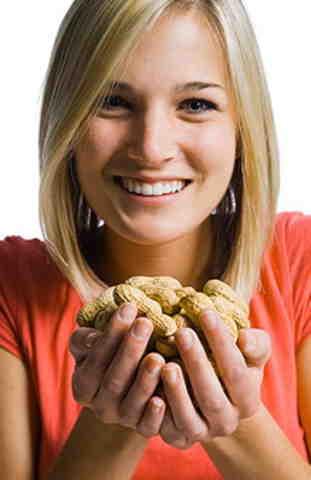 АРАХИСОВОЕ МАСЛО проявляет мощное антиоксидантное действие