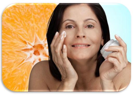 Витамин С – аскорбиновая кислота, активизирует обновление клеток, синтез коллагена, выступает мощным антиоксидантом, поднимает защитные функции кожи. Что запускает мощный омолаживающий эффект, кожа сияет