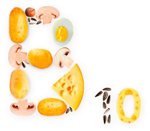 Витамин В10 (Парааминобензойная кислота, витамин H1)