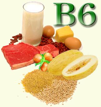 Источники витамина В6