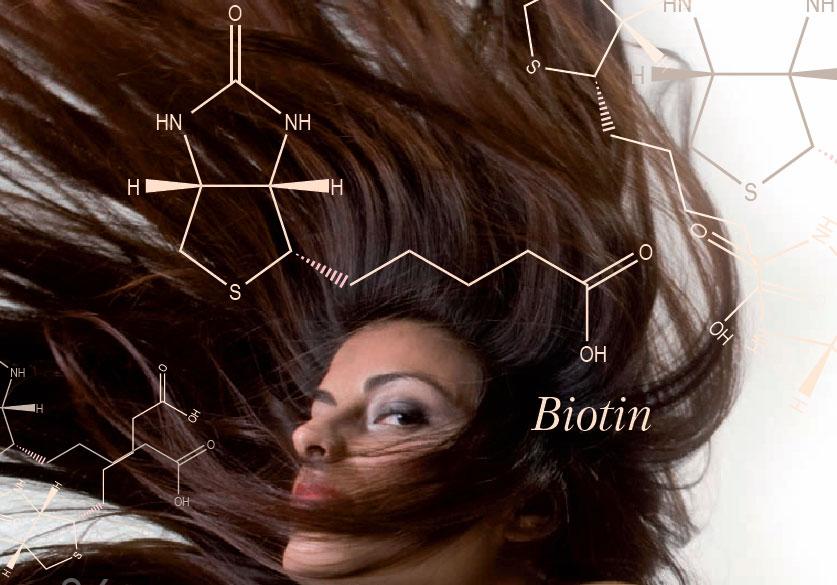 Вырабатывать витамин красоты - витамин В7 (биотин) мы можем сами, и в достаточных количествах