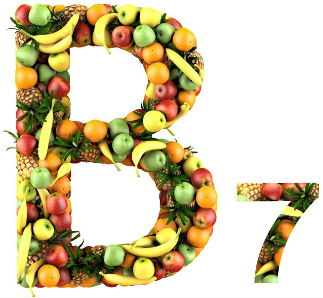Витамин В7 (биотин, коэнзим R, витамин H) - «витамин красоты»