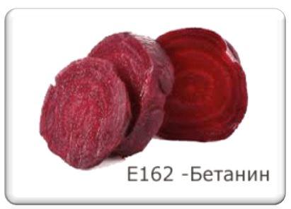 натуральный краситель, который не только окрашивает пищу, но и оздоравливает Ваш организм – это бетанин