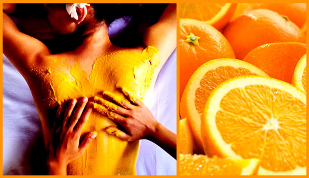 Апельсины выводят токсины из кожи. Это позволяет ей выглядеть ярче и свежее. Употребление апельсинов в пищу поможет активизировать процесс детоксикации организма. Оранжевый цитрус насыщает кожу кислородом и борется со свободными радикалами.