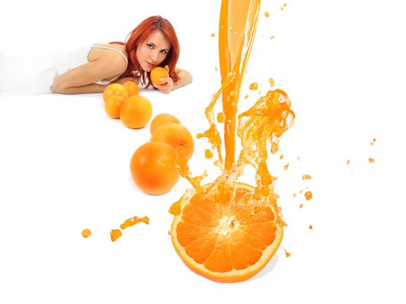 Апельсиновое масло повышает упругость, оберегает сухую кожу, испытывающую витаминный голод