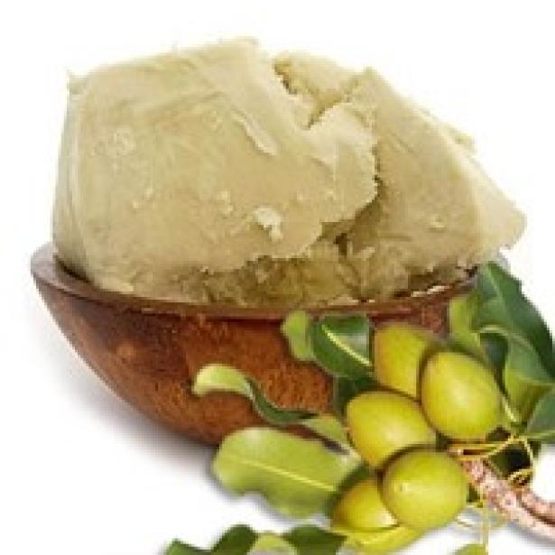 Масло Ши Обладает защитным, регенерирующим, увлажняющим, противовоспалительным действием. Улучшает проникновение активных ингредиентов в более глубокие слои кожи.