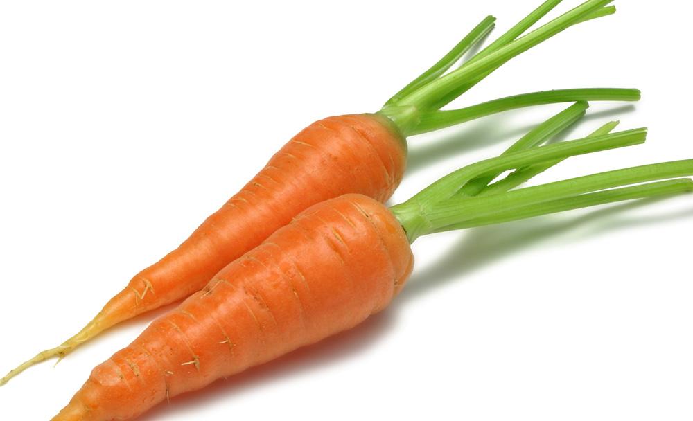 Морковь - Источник β-каротина