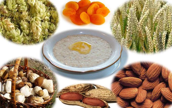 Основные источники витамина В7