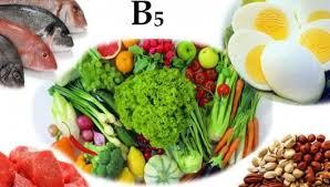 Витамин В5 - Пантотеновая кислота