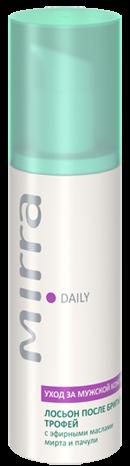 Идеальное восстанавливающее средство для кожи после бритья. Минерально-витаминный комплекс и биологически активные вещества целебных растений успокаивают кожу, устраняют покраснение, способствуют скорейшему заживлению микротравм и обеспечивают долговременную защиту. Свежий, чистый и элегантный аромат поднимает настроение и обеспечивает чувство бодрости и уверенности в себе на целый день. Лосьон тонизирует и охлаждает кожу, устраняет следы усталости и переутомления.