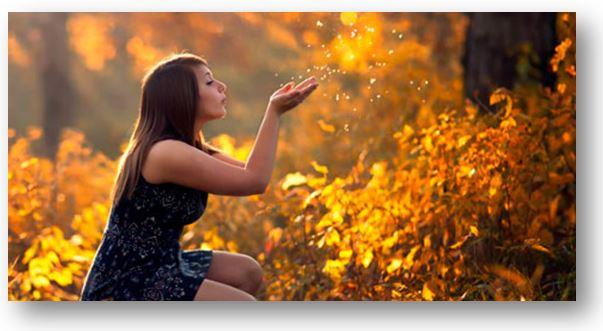 Поздравляю вас с первым днем осени! Желаю, чтобы каждый ее день стал по-настоящему незабываемым! Пусть ежедневно исполняются мечты, а дождик смывает прошлые невзгоды! Пусть каждое мгновение этой прекрасной осени принесет удачу и окружит теплом! Запомните эту пору самой нежной, напоенной гармонией и душевностью!