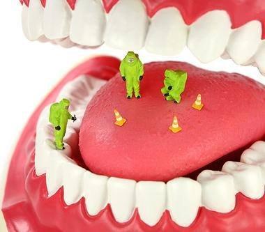 Микрофлора полости рта