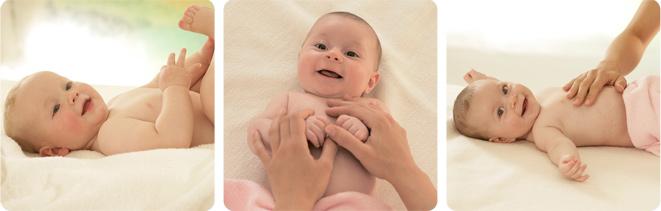 Существует несколько правил по уходу за детской кожей