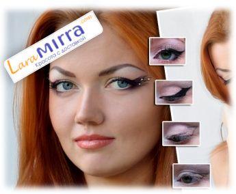Карандаш для глаз – декоративное косметическое средство, предназначенное для коррекции, прорисовки формы и контура глаз