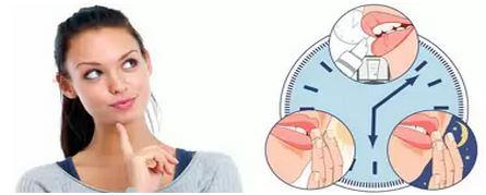 Систематический уход за кожей губ позволяет сохранять свежесть и форму губ
