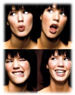 Зарядка для губ. Чтобы губы всегда были мягкими, упругими и чувственными, нужно уделить им всего пару минут в день.