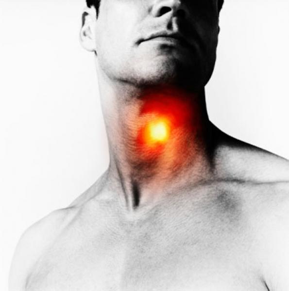 Слабое или больное горло
