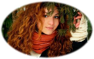 красивые здоровые волосы - символ здоровья
