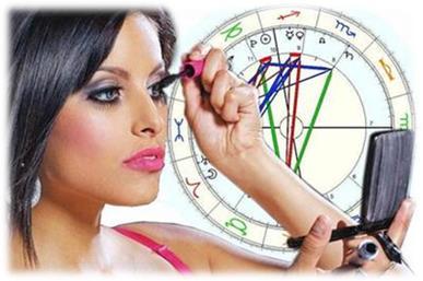 Косметический гороскоп - парфюмерный гороскоп - астрогороскоп от компании Мирра