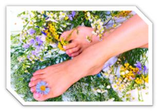 Целебная сила крема для ног