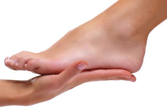 Красивые и здоровые ноги – гордость любой дамы