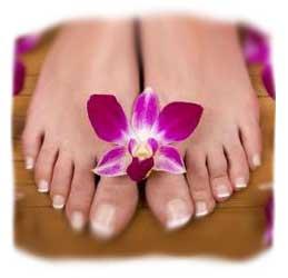 дезодорирующий эффект крема и значительное смягчение кожи ног