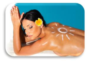 Крем надежно защищает кожу от опасного воздействия УФ-А, УФ-В лучей